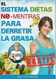 EL SISTEMA DIETAS NO MENTIRAS PDF GRATIS
