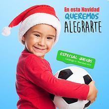 Catálogo Navidad Especial Juegos