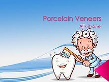 Porcelain Veneers - All-in-one