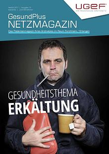 UGEF - unser Patientenmagazin