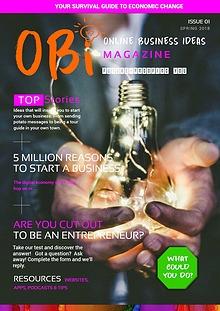 Online Business Ideas Magazine