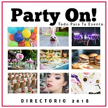 Directorio Party On! Hermosillo 2018