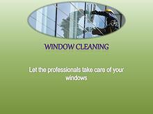 Window Cleaning - Let The Professionals Take Care of Your Windows