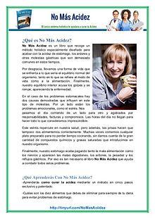 NO MAS ACIDEZ PDF LIBRO COMPLETO JEFF MARTIN