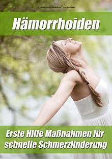 Haemorrhoiden Behandlung