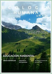 Ecología Humana Unidad 3