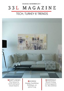 33L MAGAZINE - TECH, TURKEY & TRENDS