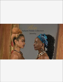 "Ashanti Fields Collection ""Skin"" Lookbook"