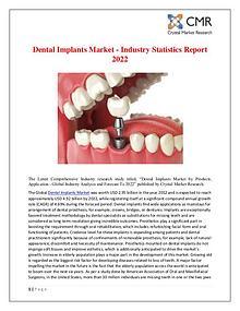 Pea Protein Market - Industry Statistics Report 2022