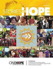 Stories of Hope - Spring 2018