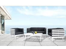 2018 hormel furniture outdoor patio sofa set