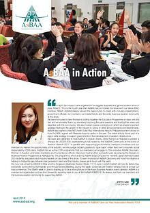 AsBAA in Action- April 2018