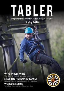 The 2018 Spring Edition of Digital Tabler