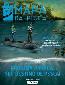 Mapa da Pesca - Fish TV
