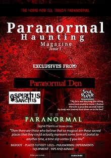 Paranormal Hauntings Issue 1