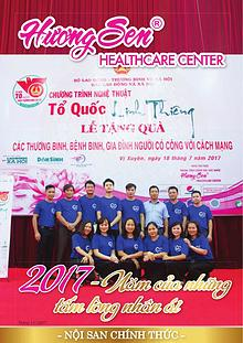 Nội San Hương Sen số 02/2017
