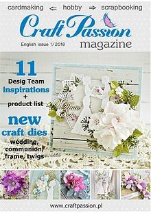 Craft Passion magazine / English issue 1/2018