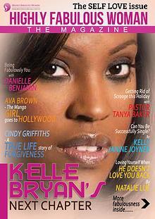 HIGHLY FABULOUS WOMAN, The Magazine