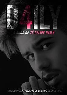 D4ILY   4 anos de Zé Felipe Daily