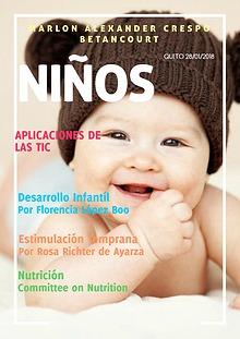 Desarrollo Infantil, Estimulación Temprana y Nutrición