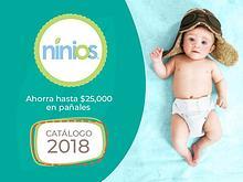 Catalogo Niños 2018