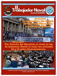 Revista Gremial del SAONSINRA (2017)