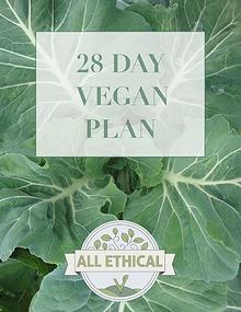 Vegan Meal Swap Challenge