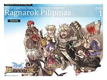 RagnarokPilipinas E-Magazine Project