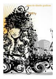 Mi primera revista DE DISEÑO GRAFICO