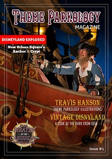 Theme Parkology Magazine #1