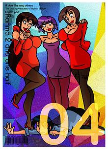 Fourth part - Ranma two and one half