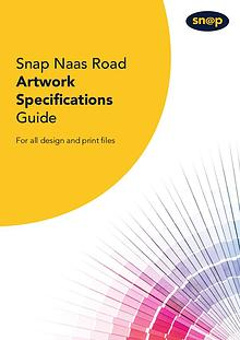Snap Artwork Specifications Guide