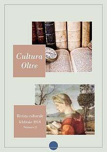 Cultura Oltre - 2^ numero - Febbraio 2018