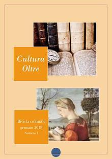 Cultura Oltre - 1^ numero - Gennaio 2018