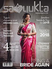 Samyukta Wedding Magazine 2018