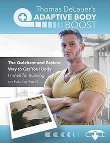Adaptive Body Boost PDF EBook Free Download   Thomas DeLauer