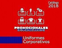 CATÁLOGO 2018   PROMOCIONALES DOMINICANOS