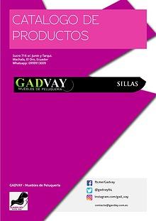 """""""Gadvay Muebles de Peluquería"""""""
