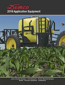 Demco 2019 Application Equipment