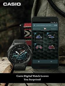Casio Digital Watch Leaves You Surprised