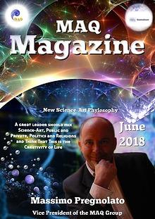 The magazine MAQ may 2018