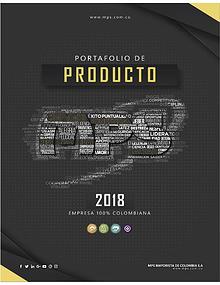 Catálogo Virtual MPS 2018