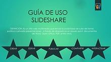 GUÍA DE SLIDESHARE