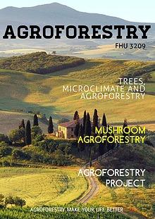 FHU 3209: AGROFORESTRY