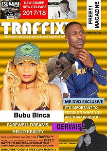 1st English Edition of Traffix Magazine