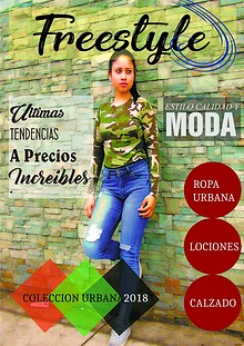 catalogo Freestyle Ricardo Lopez