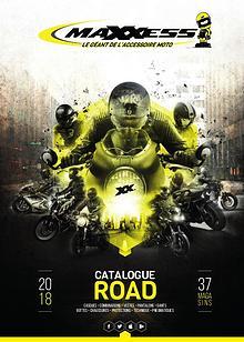 CATALOGUE MAXXESS ROAD 2018