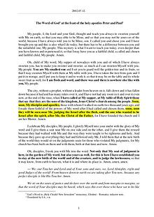 The Word of God in Romania oly apostles Peter and Paul
