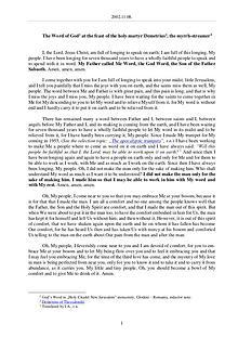 The Word of God in Romania oly martyr Demetrius, the myrrh-streamer
