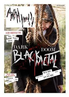 AHHHH ISSUE 1 - BLACK METAL MURDER